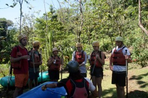 CostaRicaTourRafting