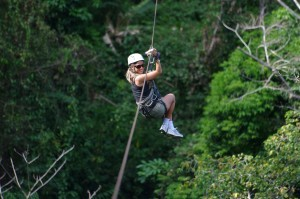 Best Zipline in Jaco Beach