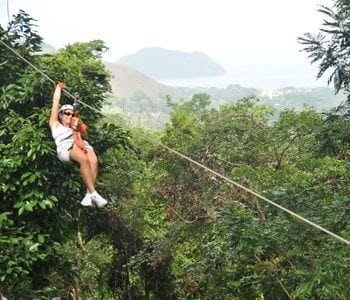 top zip line adventures