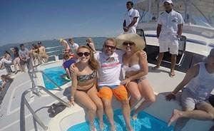 Catamaran Day Tour in Costa Rica