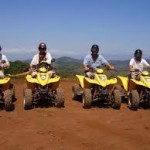 Costa Rica ATV tours Jaco Beach