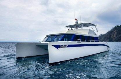 Jaco Beach Catamaran Cruise Tour
