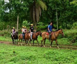 Jaco Horseback Riding