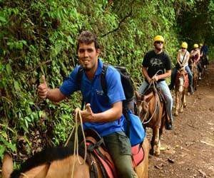 Costa Rica Horse backriding Tours