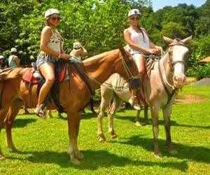 Jaco Beach horseback Tours