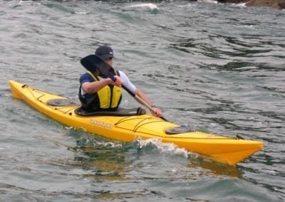 Sea kayaking Tour