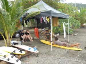 surf jaco beach costa rica