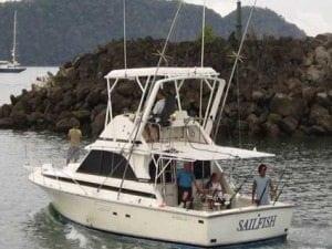 Sail Fish Los Suenos Costa Rica