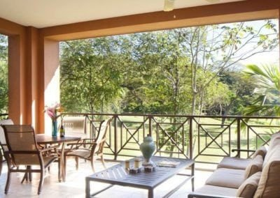 Jaco House Rental Verandals
