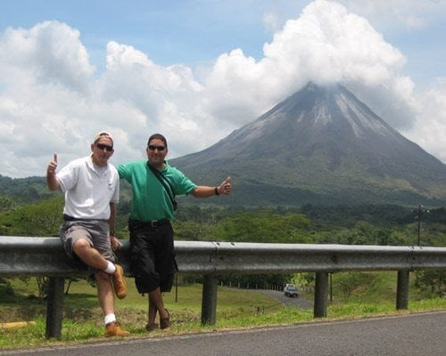 Arenal Volcano day tour