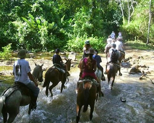 Jaco Horse day tour from Jaco Beach