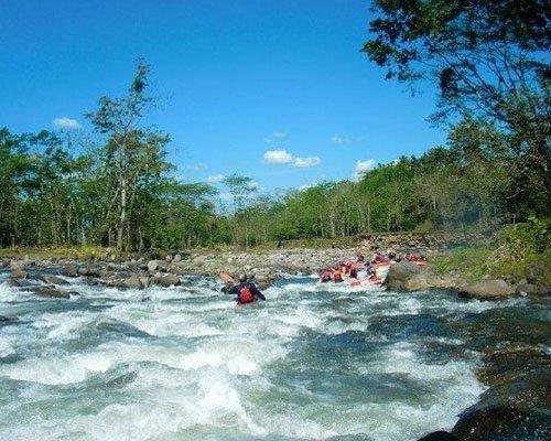Balsa River Rafting