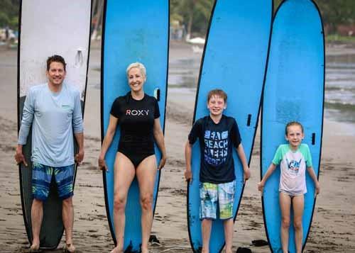 jaco surf lessons